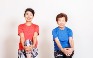 介護予防のための運動教室